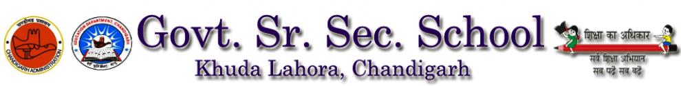 Govt. Sr. Sec. School K. Lahora